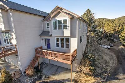Evergreen Condo/Townhouse Under Contract: 3345 Russell Gulch Road #B