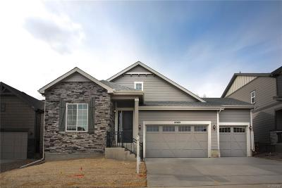 Parker Single Family Home Active: 10989 Endeavor Drive