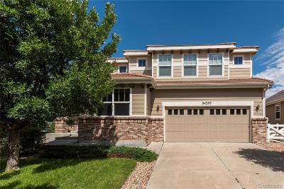 Aurora Single Family Home Active: 24357 East Kansas Circle