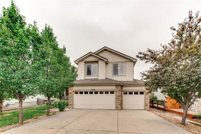 Littleton Single Family Home Under Contract: 9796 South Crystal Lake Drive