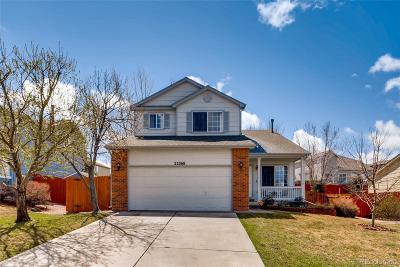 Centennial Single Family Home Active: 22268 East Lake Avenue
