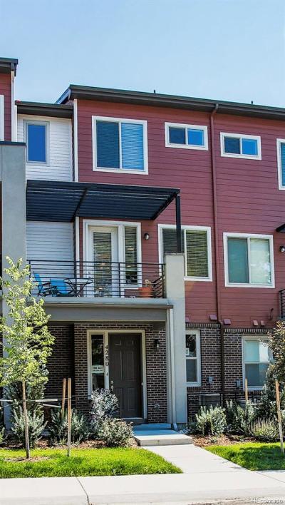 Denver Condo/Townhouse Active: 4280 East Warren Avenue #4