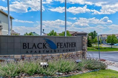 Castle Rock Condo/Townhouse Under Contract: 457 Black Feather Loop #705