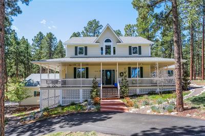 Larkspur CO Single Family Home Sold: $615,000
