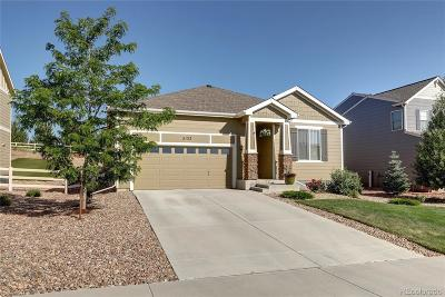 Crystal Valley Ranch Single Family Home Active: 5133 Fawn Ridge Way