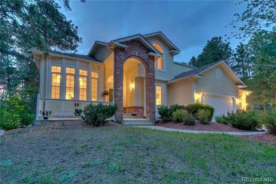 Monument Single Family Home Active: 50 Long Bow Circle