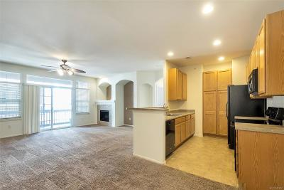 Castle Rock Condo/Townhouse Under Contract: 1561 Olympia Circle #205