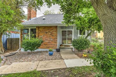 Centennial Single Family Home Active: 7592 South Rosemary Circle