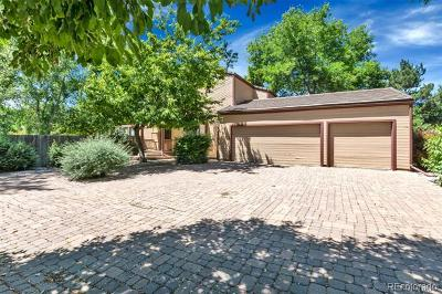 Arvada Single Family Home Active: 5345 Union Way