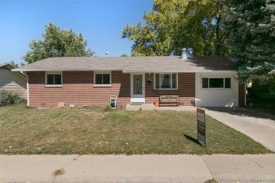 Boulder County Single Family Home Active: 124 Merideth Lane