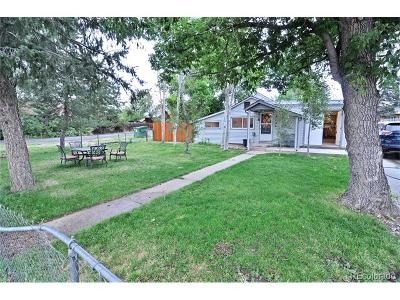 Sedalia Single Family Home Active: 5156 Plum Avenue