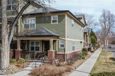 Denver Condo/Townhouse Active: 700 Albion Street