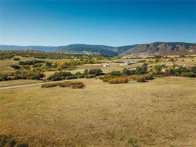 Sedalia CO Residential Lots & Land Active: $960,000