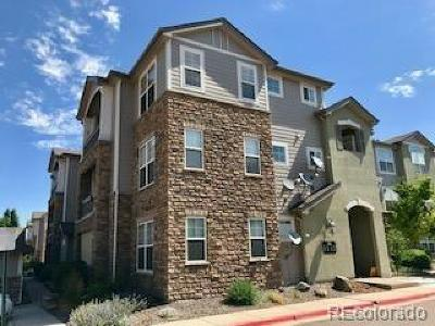 Castle Rock Condo/Townhouse Active: 1560 Olympia Circle #308