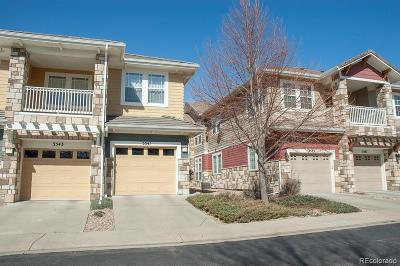 Broomfield Condo/Townhouse Under Contract: 3543 Molly Circle