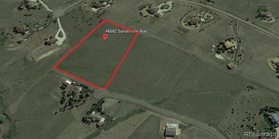 Parker Residential Lots & Land Active: 46682 Sunset View Way