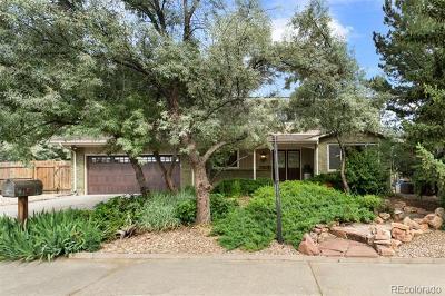Boulder Single Family Home Active: 4728 Jameston Street