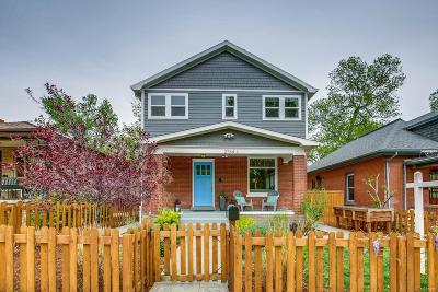 Denver Single Family Home Under Contract: 2764 North Julian Street