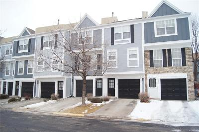 Aurora Condo/Townhouse Active: 12008 East Tennessee Drive