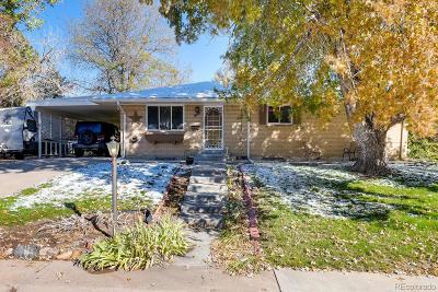 Centennial Single Family Home Active: 2343 East Long Avenue