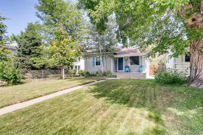 Cory-Merrill Single Family Home Active: 1156 South Steele Street