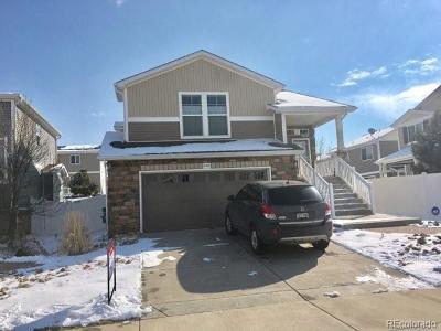 Denver Single Family Home Active: 4782 Ceylon Street