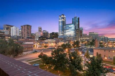 Denver Condo/Townhouse Active: 1301 Wazee Street #4A