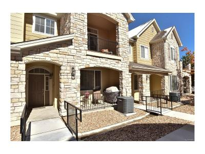 Northglenn Condo/Townhouse Under Contract: 11207 Osage Circle #C