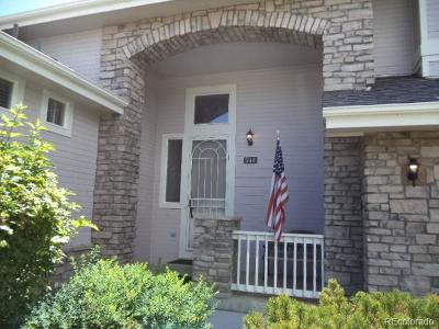 Plum Creek, Plum Creek Fairway, Plum Creek South Condo/Townhouse Active: 544 Stafford Circle