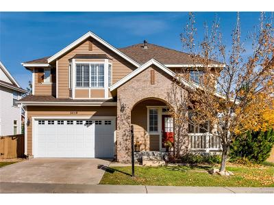 Highlands Ranch Single Family Home Active: 3059 Redhaven Way