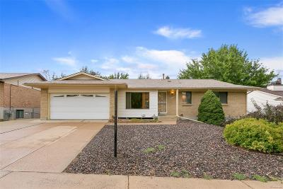 Lakewood Single Family Home Under Contract: 13439 West Auburn Avenue