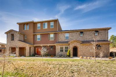 Highlands Ranch Condo/Townhouse Active: 9452 Loggia Street #A