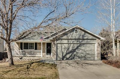 Broomfield Single Family Home Under Contract: 12557 Big Dry Creek Drive