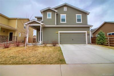 Lochbuie Single Family Home Under Contract: 374 Whimsical Avenue