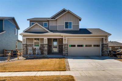 Firestone Single Family Home Active: 4708 Colorado River Drive