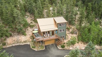 Conifer Single Family Home Under Contract: 31387 Kings Valley West