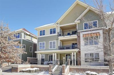 Littleton Condo/Townhouse Under Contract: 5592 South Nevada Street #203