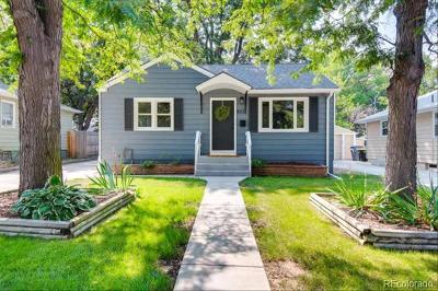 Longmont Single Family Home Active: 833 Vivian Street