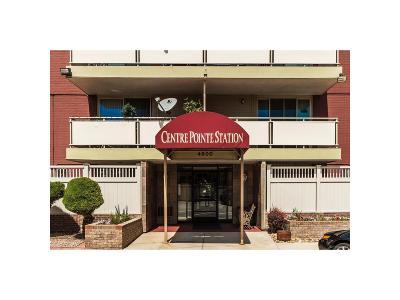 Denver Condo/Townhouse Active: 4600 East Asbury Circle #205