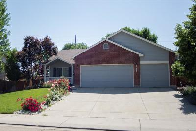 Frederick Single Family Home Under Contract: 4848 Egret Drive