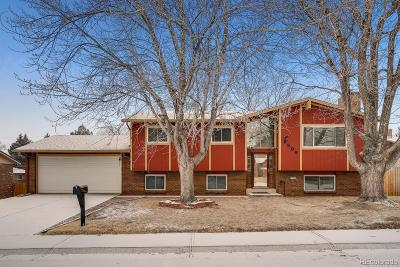 Arvada Single Family Home Under Contract: 6509 Independence Court