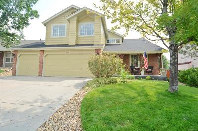 Centennial Single Family Home Active: 5796 South Truckee Court