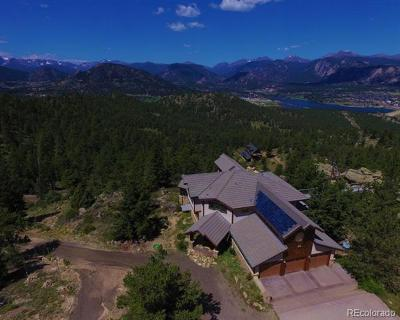 Estes Park Single Family Home Active: 2864 East Highway 36