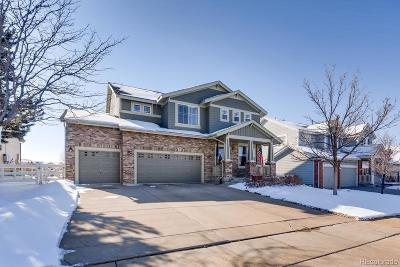 Aurora Single Family Home Under Contract: 1563 South Grand Baker Street