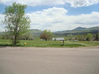 Residential Lots & Land Under Contract: 16820 Golden Hills Road