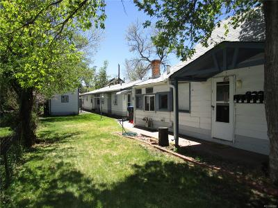 Golden Multi Family Home Active: 1109 9th Street