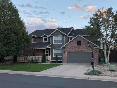 Broomfield Single Family Home Under Contract: 750 Ridgeview Avenue