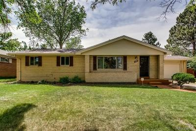 Aurora Single Family Home Active: 491 Fulton Street