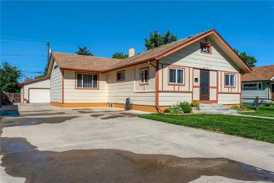 Fort Lupton Single Family Home Active: 217 South Denver Avenue
