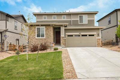 Aurora Single Family Home Active: 5018 South Wenatchee Street